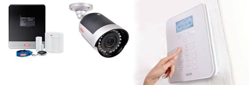 Alarmanlagen und Videoüberwachung